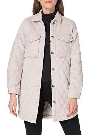 Object Dames Objvera Owen Long Quilt Jacket Noos Lange jas, Incense., 42
