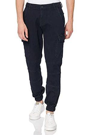Urban classics Heren Broek Cargo Jogging Jeans Broek