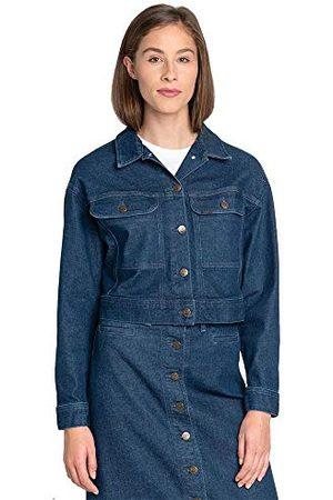 Lee Seasonal Rider Jeansjas voor dames, Bleu (Dark Wilma Gr), S