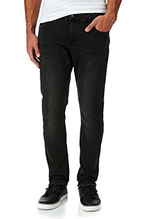 Only & Sons Heren Slim Jeans Fil Black