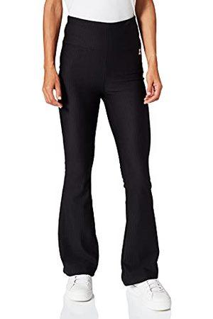STARTER BLACK LABEL Dames Dames Starter High Taille Stretch Boot Cut Leggings, M