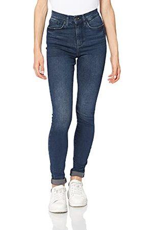 YAS Ayo Hw Skinny Db-Noos Jeans voor dames