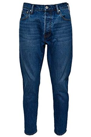 Superdry Heren Relaxed Loose Fit Jeans