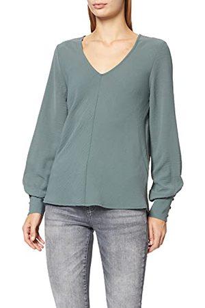 ONLY Dames Onlmette Uma L/S Top Noos WVN T-shirt