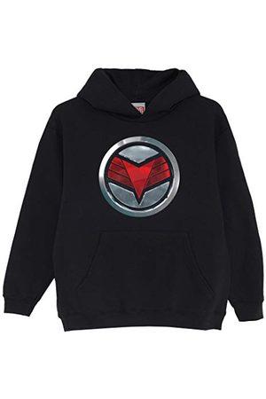 Popgear Marvel de Falcon en de Winter Soldier The Falcon Emblem Boys Pullover Hoodie 9-10 jaar