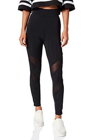 STARTER BLACK LABEL Dames Dames Starter Highwaits Mesh Leggings, L
