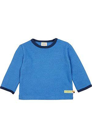 loud + proud Unisex baby shirt gebreid Gots gecertificeerd sweatshirt