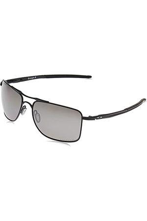Oakley Heren Gauge 8 412402 62 zonnebril, (mat /prizmblackpolarized)
