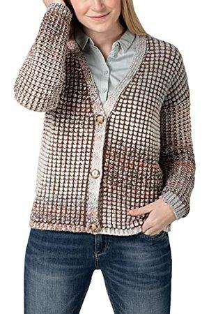 Timezone Dames Puffy Cardigan Vest