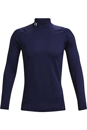 Under Armour Heren Coldgear Armour Fitted Mock T-Shirt