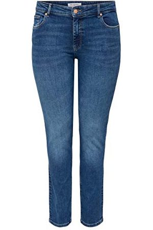 ONLY Carmakoma NOS Slim Jeans voor dames.