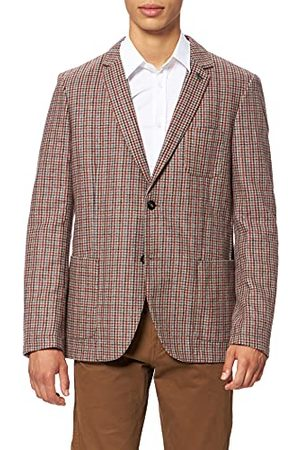 Camel Active Herenblazer, (Red Checked 52), 50