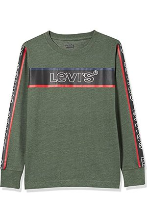 Levi's Kids Lvb Long SLV T-shirt T-shirt voor jongens