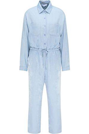 usha BLUE LABEL Jumpsuit dames 17710934, lichtblauw, L