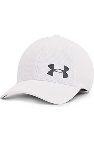 Under Armour ISO-Chill ArmourVent Fitted baseballpet/hoed voor heren - wit - Large