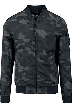 Urban classics Heren Light Camo Jacket Bomber Jacket