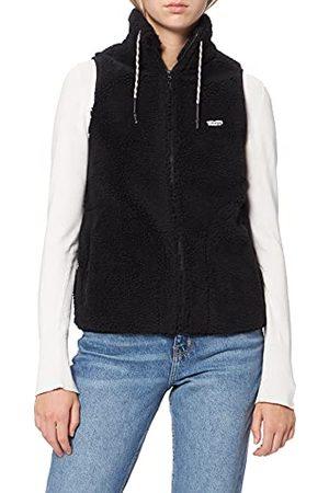 WHITELISTED Sherpa Fleece Sweater Vest