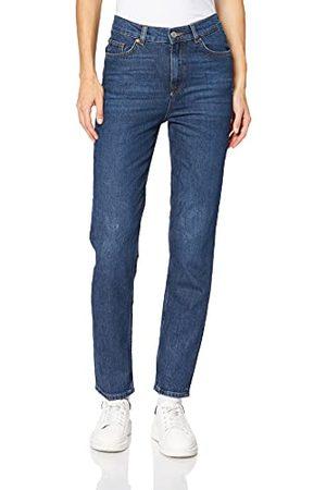 SELECTED FEMME BLUE Dames Slfamy Hw Slim Row Blue U Noos Jeans