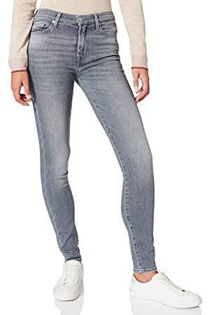 7 for all Mankind Hw Skinny Slim Illusion Jeans voor dames