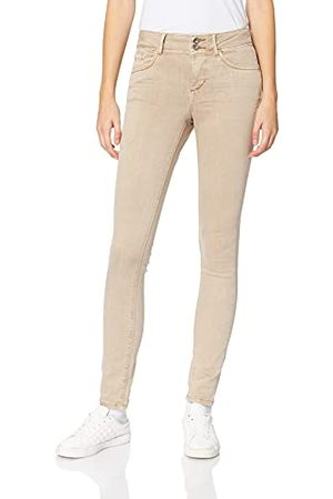 TOM TAILOR Alexa Skinny Jeans voor dames, 11376 - Dusty Taupe, 31W x 30L