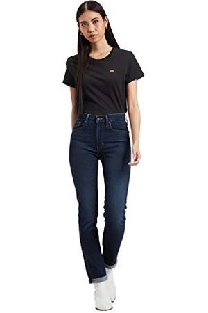 Levi's 724 High Rise Straight jeans dames - - W25/L30