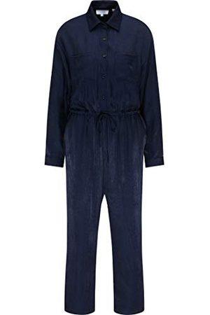 usha BLUE LABEL Jumpsuit dames 17710934, marineblauw, L