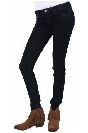 Wrangler Dames Jeans W23SP545F Courtney Skinny Slim Fit (buis) Lage tailleband, (Moonshine), 27W x 30L