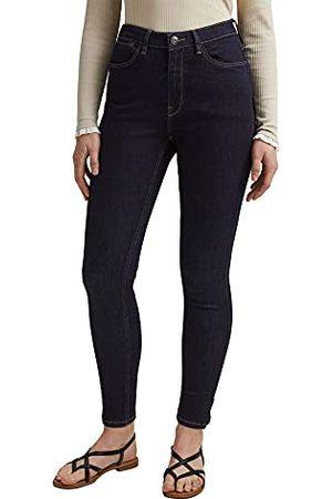 ESPRIT Dames Jeans, Blue Rinse, 30W x 30L