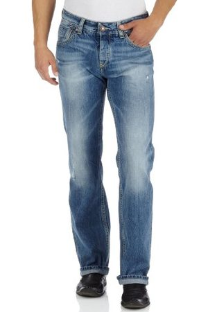 Tommy Jeans Heren Straight Jeans, , 30W x 32L
