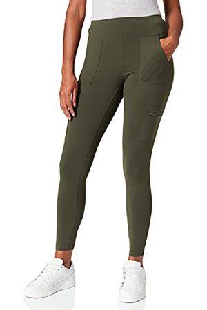 Desigual Militaire leggings voor dames, , XL