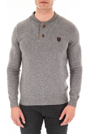 Tommy Jeans Heren lang - normale trui, (038 Lt Grey Heather), 48
