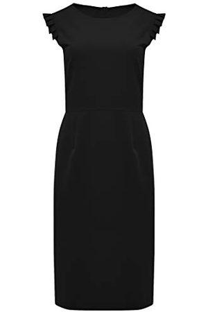 usha WHITE LABEL Dames 511905_zwart_XS_51103169 Prom-jurk