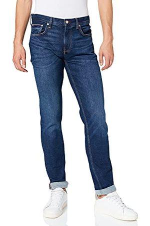 Tommy Hilfiger Heren Straight Denton Pstr Kima Indigo Jeans