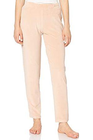 Emporio Armani Shiny Velvet Sweatpants voor dames