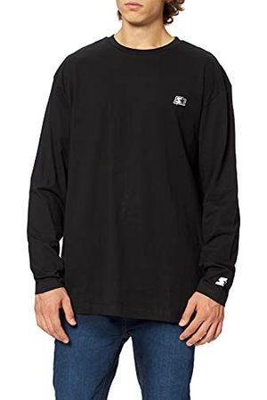 STARTER BLACK LABEL Heren Starter Essential T-shirt met lange mouwen, , XXL