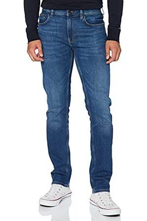 Tommy Hilfiger Heren Straight Denton Str Hobart Ind Jeans