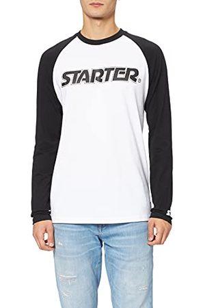 STARTER BLACK LABEL Heren Starter Raglan Longsleeve T-shirt, / , XXL