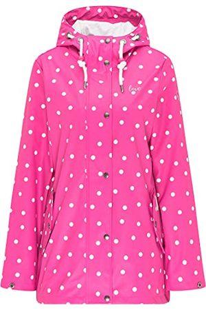 myMo Regenjas met polka dots dames 12312293, Pink Aop, S