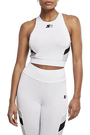 STARTER BLACK LABEL Dames Dames Dames Starter Cropped Top Sportbeha, / , XS