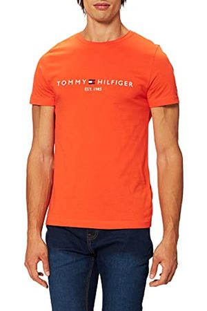 Tommy Hilfiger Heren Tommy Logo Tee T-Shirt