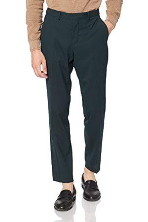 SELECTED HOMME BLACK Heren Slhslim-jackbill Dark Green TRS B Noos Tuxedo-broek, dark green, 54