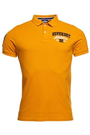 Superdry Classic Superstate S/S Polo heren - - X-Large