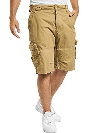 Brandit Ty Shorts, lichte shorts, 100% katoen, maten S tot 5XL, camel, 4XL
