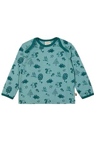 loud + proud Uniseks babyopdruk, GOTS-gecertificeerd T-shirt voor kleine kinderen.