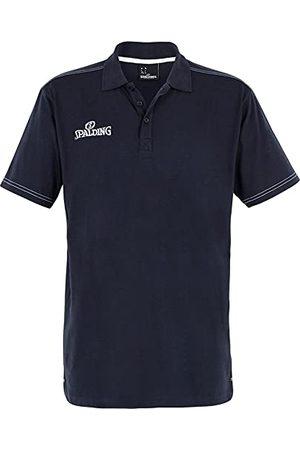 Spalding Mens 300279503_XL Shirt, marineblauw