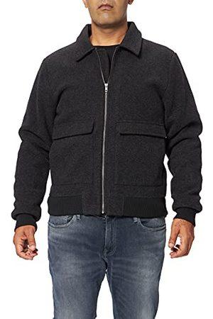 Revolution Heren Bomber Jacket, , XL