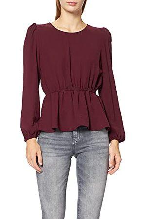 ONLY Dames Onlmette Pl L/S O-hals Top Noos Wvn T-Shirt