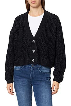 Urban classics Dames gebreide jas Ladies oversized cardigan