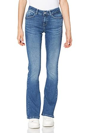 Noisy May Nmmarli Nw Slim Flare Mb Jeans voor dames