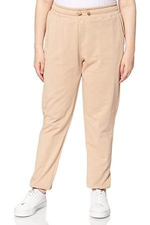 NA-KD Basic sweatpants met logo voor dames